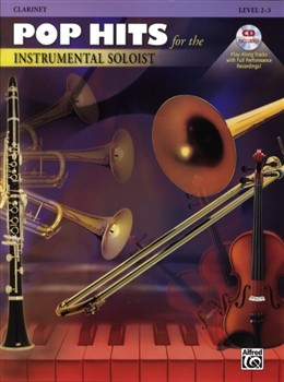 POP HITS for the Instrumental Soloist + CD
