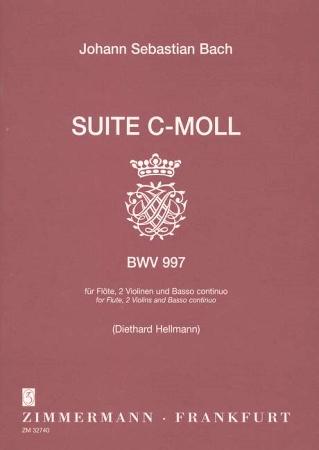 SUITE in c minor BWV 997