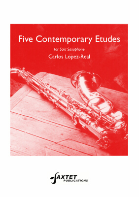 FIVE CONTEMPORARY ETUDES