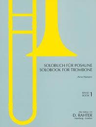 SOLOBOOK FOR TROMBONE Book 1