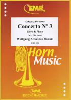 CONCERTO No.3 in Eb K447