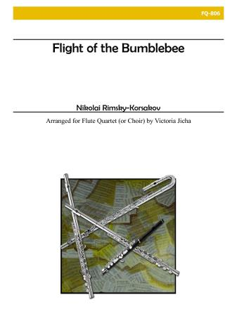 THE FLIGHT OF THE BUMBLEBEE (score & parts)