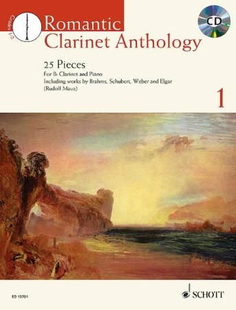 ROMANTIC CLARINET ANTHOLOGY Volume 1 + CD