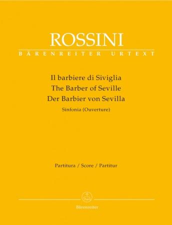 THE BARBER OF SEVILLE Overture (full score) Urtext