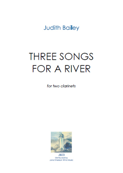 THREE SONGS FOR A RIVER Op.50
