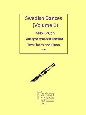 SWEDISH DANCES Volume 1