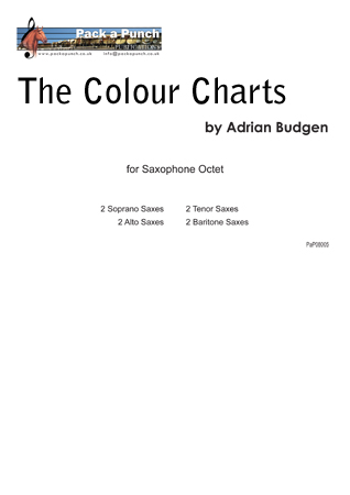 THE COLOUR CHARTS