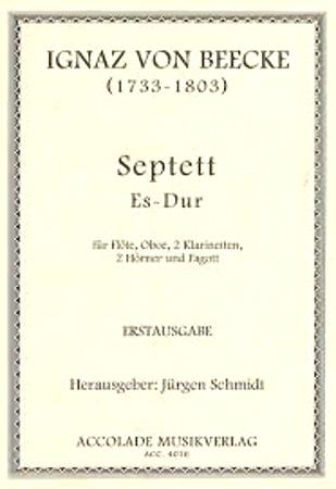 SEPTET in Eb major (score & parts)