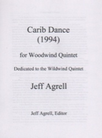 CARIB DANCE (score & parts)
