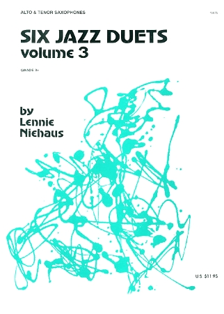 SIX JAZZ DUETS Volume 3