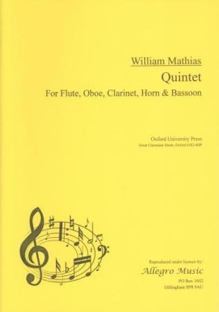QUINTET Op.22 (set of parts)