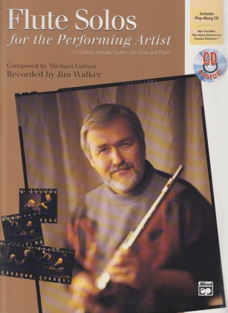 FLUTE SOLOS for the performing artist + CD