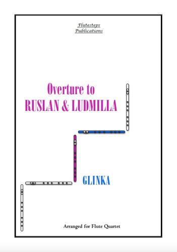 OVERTURE to Ruslan & Ludmilla (score & parts)