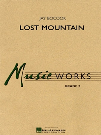 LOST MOUNTAIN (score & parts)
