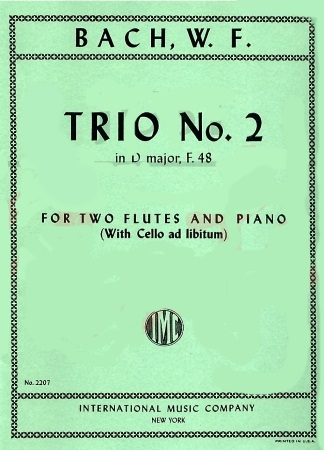 TRIO No.2 in D