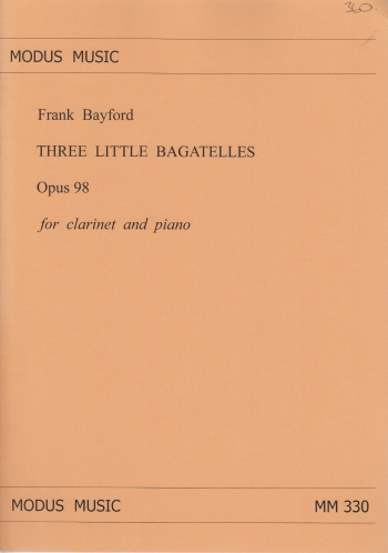 THREE LITTLE BAGATELLES Op.98