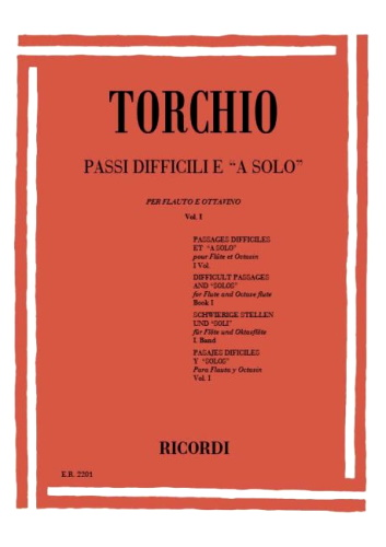 DIFFICULT PASSAGES AND SOLOS I