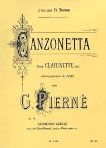 CANZONETTA Op.19
