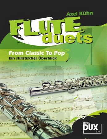 FLUTE DUETS FROM CLASSIC TO POP