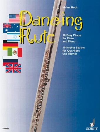 DANCING FLUTE 10 Easy Pieces