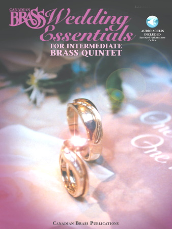 WEDDING ESSENTIALS Score + Online Audio