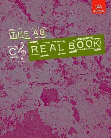 THE AB REAL BOOK C Edition (treble clef)