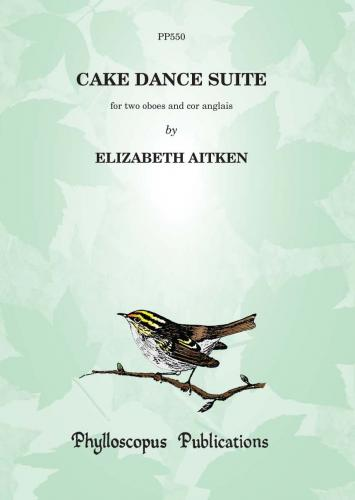 CAKE DANCE SUITE (score & parts)