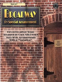 BROADWAY by Special Arrangement + CD