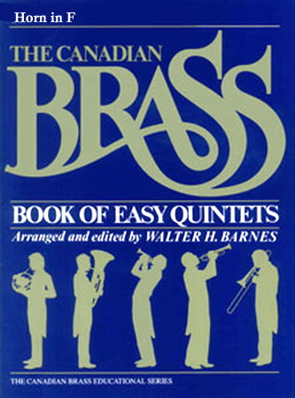 EASY QUINTETS Horn in F