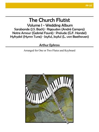 THE CHURCH FLUTIST Vol.1: Wedding Album