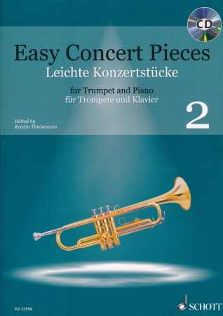 EASY CONCERT PIECES Volume 2 + CD