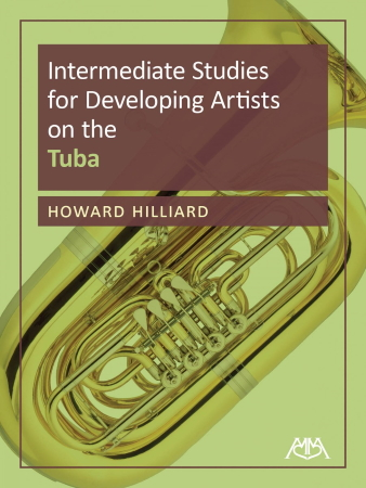 INTERMEDIATE STUDIES FOR DEVELOPING ARTISTS on the Tuba
