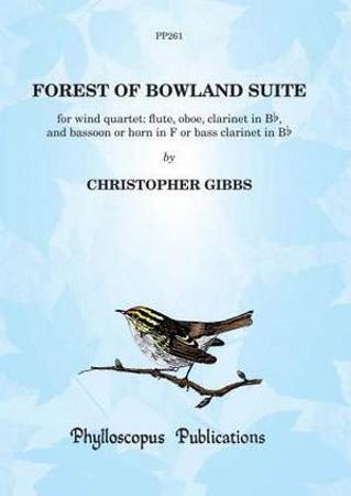 FOREST OF BOWLAND SUITE (score & parts)