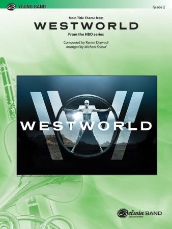 WESTWORLD (score & parts)
