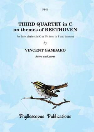 3rd QUARTET ON THEMES OF BEETHOVEN
