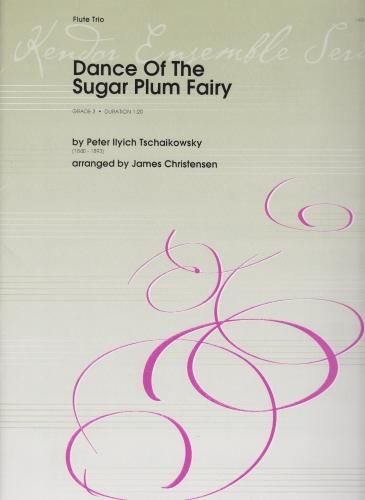 DANCE OF THE SUGAR PLUM FAIRY (score & parts)