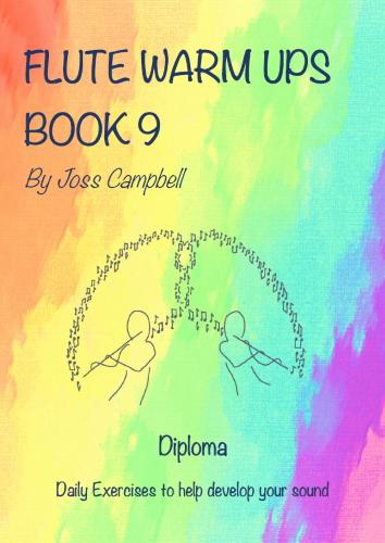 FLUTE WARM UPS Book 9