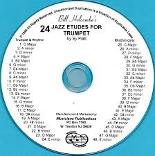 24 JAZZ ETUDES CD only