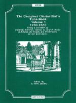 THE COMPLEAT CLARINETTIST'S TUNE-BOOK Volume 1