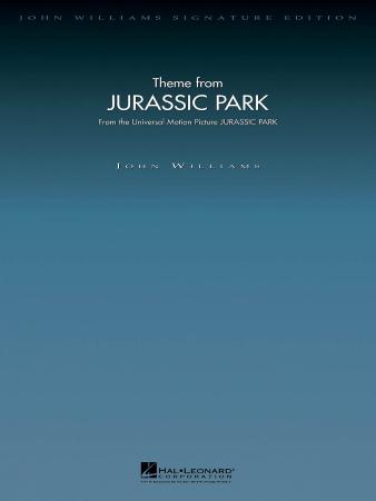 JURASSIC PARK Theme (full score)