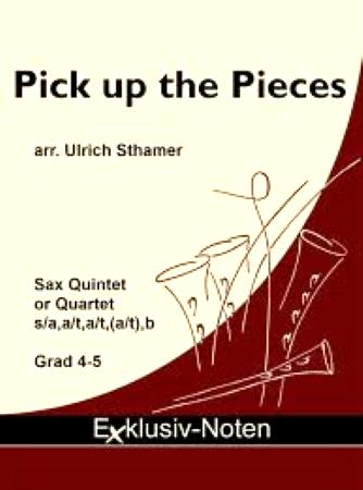 PICK UP THE PIECES (score & parts)