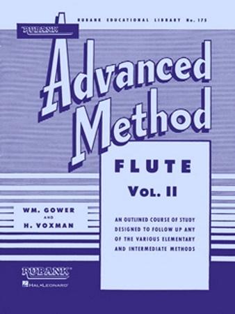 RUBANK ADVANCED METHOD Volume 2