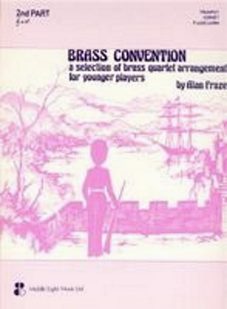BRASS CONVENTION Part 2 Bb treble clef