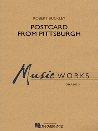 POSTCARD FROM PITTSBURGH (score & parts)
