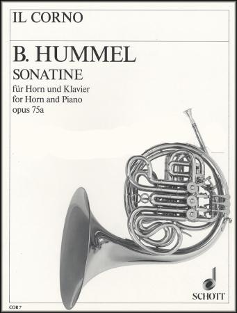 SONATINE Op.75a (1981)