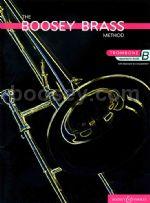 BOOSEY BRASS METHOD Repertoire Book B (Trombone bass clef)