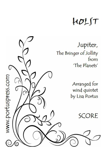JUPITER (score & parts)