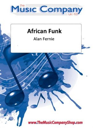 AFRICAN FUNK (score & parts)