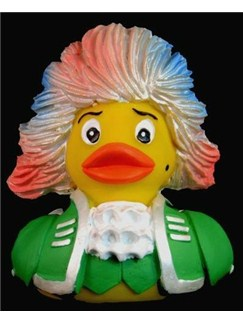 RUBBER DUCK Rock Meets Amadeus (Green)