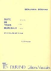 SUITE de Trois Morceaux Op.116 No.1: Allegretto
